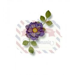 Fustella Sizzix Bigz Rustic Bouquet by Debi Potter