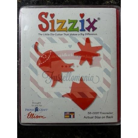 Fustella Sizzix Bigz Botti di Capodanno
