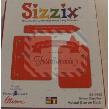 Fustella Sizzix Bigz Accessori scuola