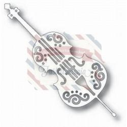 Fustella metallica Tutti Designs Violin