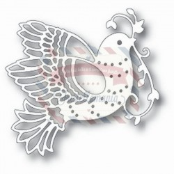 Fustella metallica Tutti Designs Lovely Dove