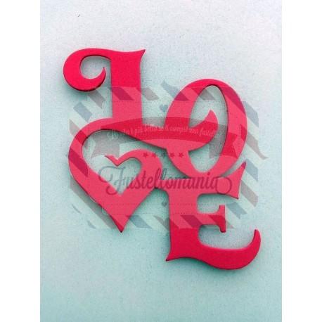 Fustella M Love