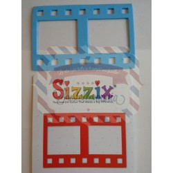 Fustella Sizzix Originals Filmstrip