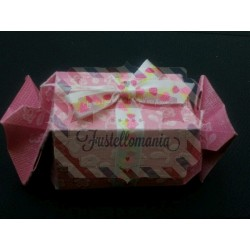 Fustella Sizzix Bigz L Stampin Up Candy Wrapper