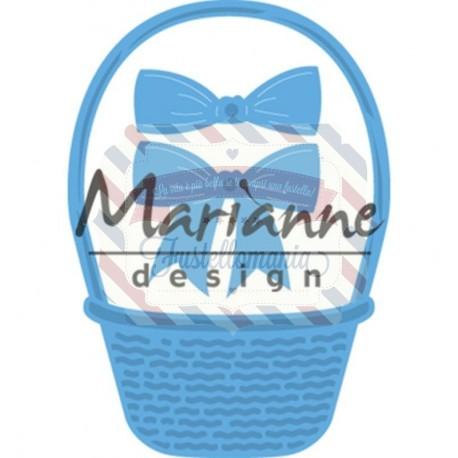 Fustella metallica Marianne Design Creatables Basket