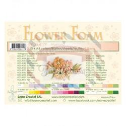 Fommy Leane Creatief per fiori 0,8 mm in fogli A4 10 pezzi colore Mostarda