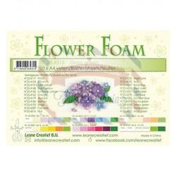 Fommy Leane Creatief per fiori 0,8 mm in fogli A4 10 pezzi colore Verde prato