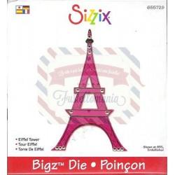 Fustella Sizzix Bigz Torre Eiffel