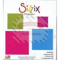 Fustella Sizzix Bigz Quadrati 2