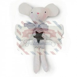 Fustella Sizzix A4 Mouse Softee by Debi Potter