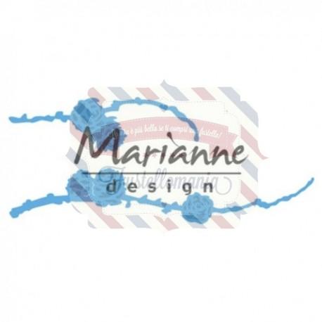 Fustella metallica Marianne Design Creatables Tiny's larix