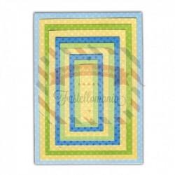 Fustella Sizzix Framelits rectangles 2