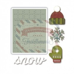 Sizzix Sideorder sidekick set winter