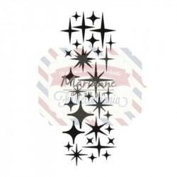 Fustella metallica Marianne Design Craftables punch die star