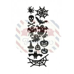 Fustella metallica Marianne Design Craftables punch die Halloween