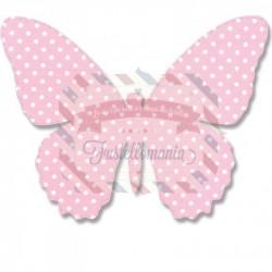 Fustella Sizzix Bigz magnificent butterfly