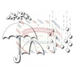 Fustella metallica Cantando sotto la pioggia