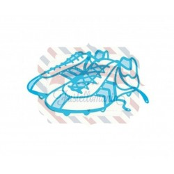Fustella metallica Tonic Studios Rococo petite studded boots