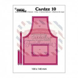 Fustella metallica Crealies Cardzz 10