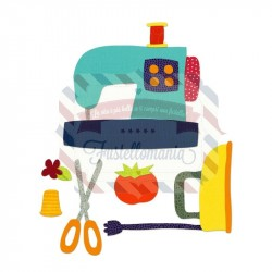 Fustella Sizzix BIGZ L Sewing room