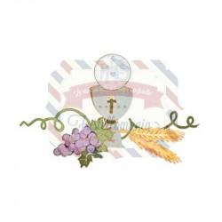 Fustella Sizzix Thinlits Special Edition set Prima Comunione