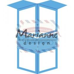 Fustella metallica Marianne Design Creatables Gift Box