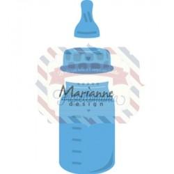 Fustella metallica Marianne Design Creatables Baby Bottle