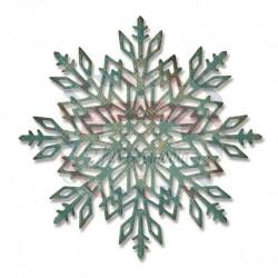 Fustella Sizzix Thinlits Flurry 2