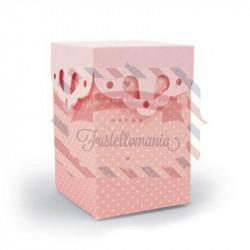 Fustella Sizzix A4 Lace Box