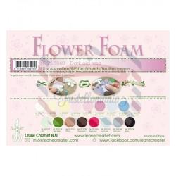 Fommy Leane Creatief per fiori 0,8 mm in fogli A4 10 pezzi colore Dark Old Rose