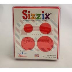 Fustella Sizzix Originals Cerchi