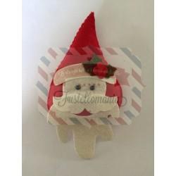 Fustella L Viso Babbo Natale