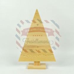 Albero di legno 37 cm