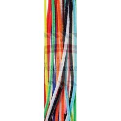 Filo di ciniglia colori assortiti 30 cm 20 pezzi