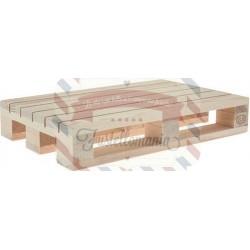 Mini pallet in legno 12x8x2 cm