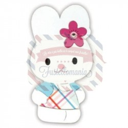 Fustella Sizzix Originals Hello Kitty Kathy