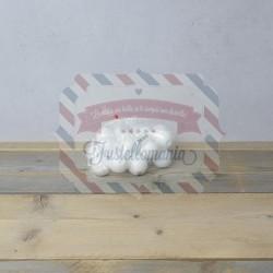 Palline di polistirolo 60 mm. 10 pezzi
