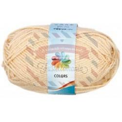 Gomitolo di lana in fibra acrilica 50 gr. 133 metri colore a scelta