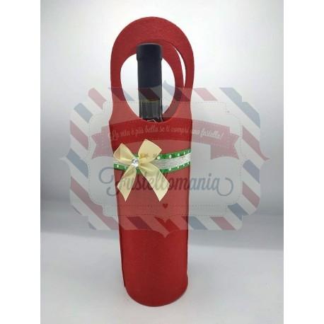 Fustella XL Porta bottiglia