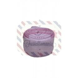 Tubolare mini colore lilla 3,5x100 cm