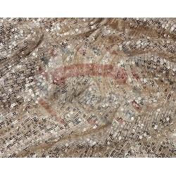 Tessuto paillettes 60x30 cm