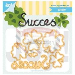 Fustella metallica Joy! Crafts Cutting Stencils Succes