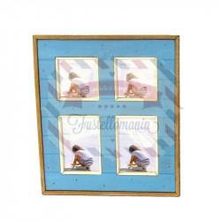 Cornice finestra per foto 30x34 cm