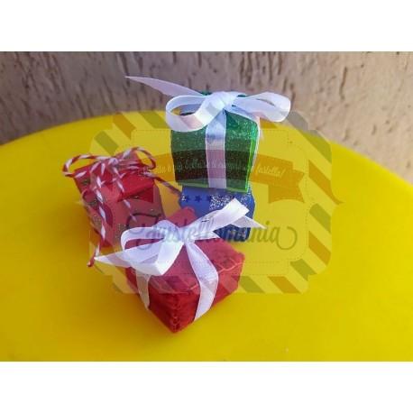 Fustella S Pacco regalo 3D