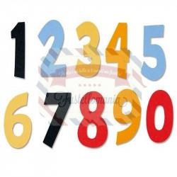 Fustella Sizzix Bigz Numeri
