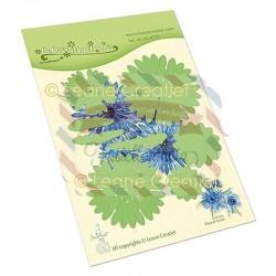 Fustella Leane Creatief Cornflower