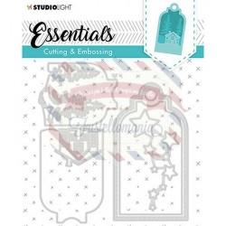 Fustella metallica Studio Light cutting & embossing die Envelope Essential nr 320