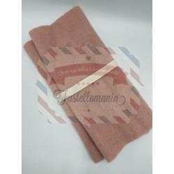 Tessuto La Pecorotta colore fragolina 35x100 cm