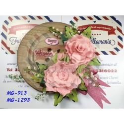 Fustella A4 Rose grandi Ilaria