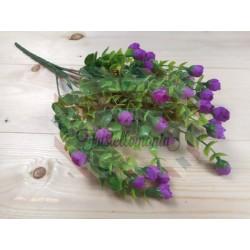 Rametto con roselline colore lilla